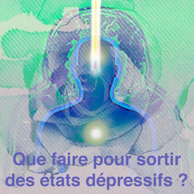 Sortir de la dépression par Roland Perret Énergéticien en art solaire. https://revelationducoeur.com
