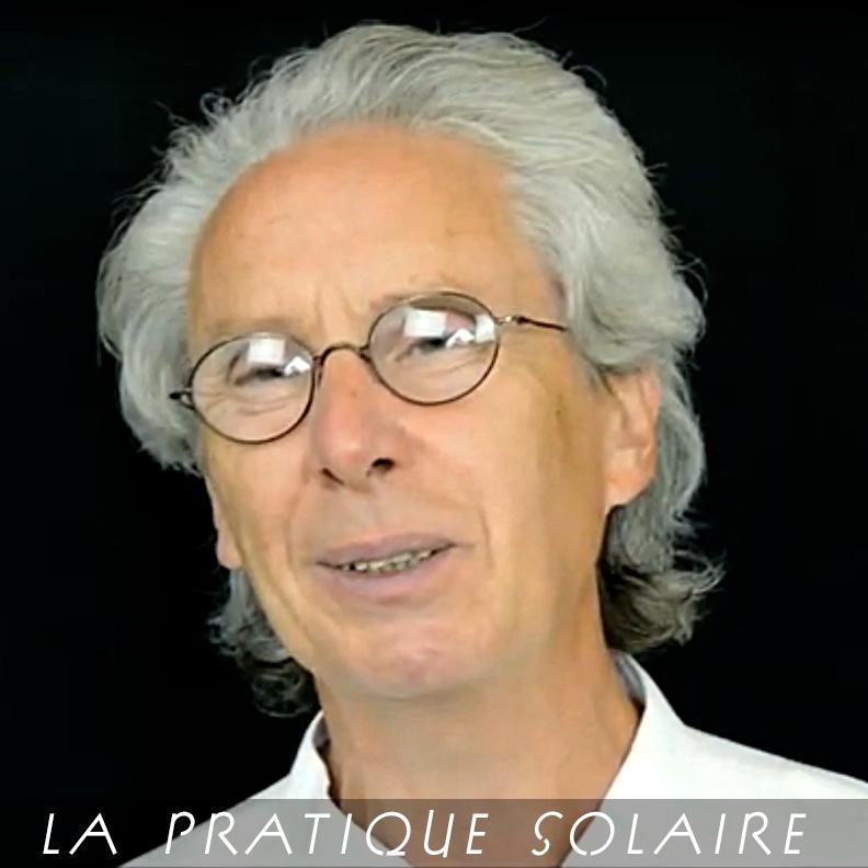 Vidéoconférence, la pratique solaire par Roland Perret énergéticien https://revelationducoeur.com