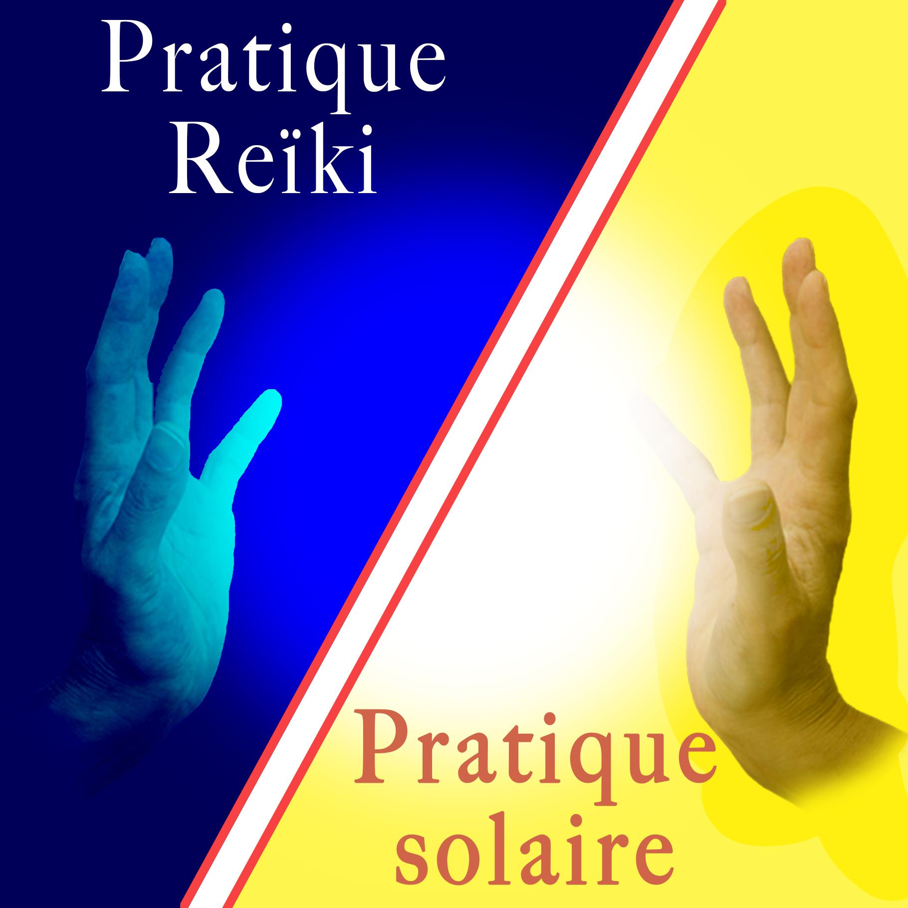 Différence entre le Reïki et la Pratique solaire par Roland Perret énergéticien https://revelationducoeur.com